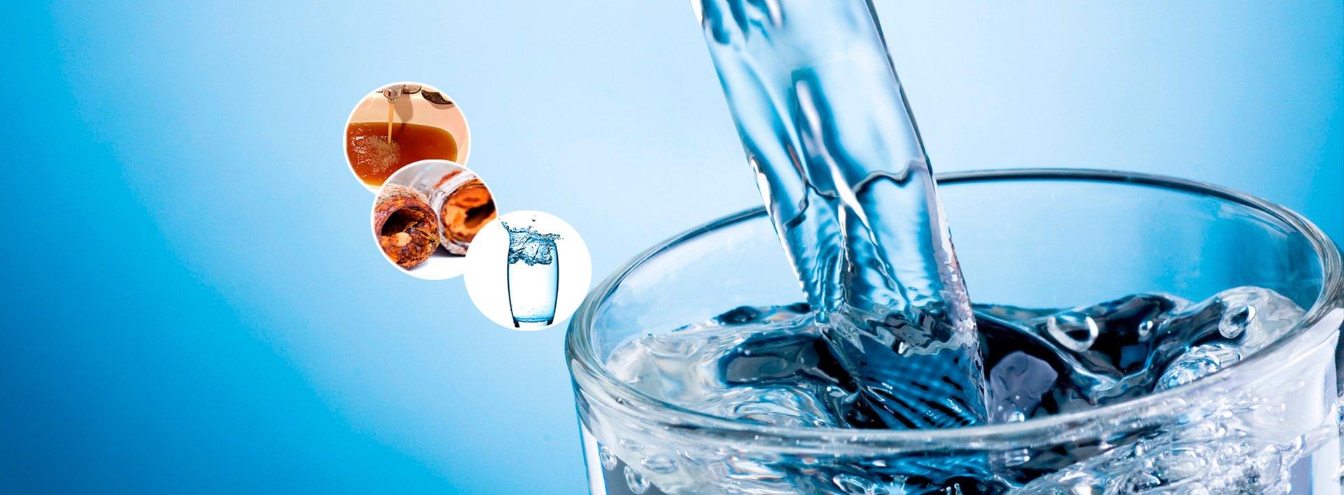 Água com qualidade